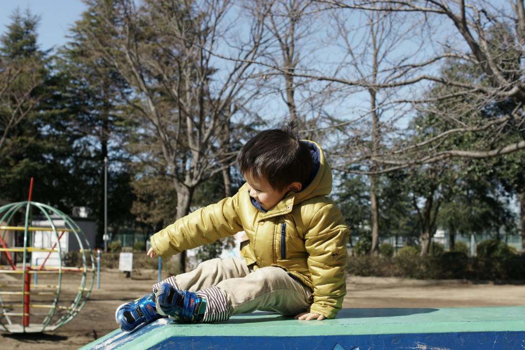 諏訪公園の遊具
