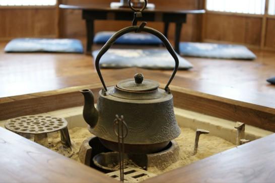 三次郎の囲炉裏