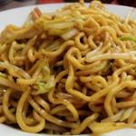 カレーやきそば太麺